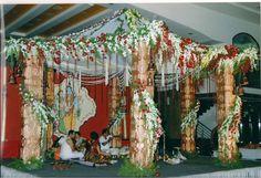 Bangalore Mandap Decorators – Design #303 Searches related to fresh wedding garland indian wedding garland flowers garland hindu wedding make hindu wedding garland wedding garland ideas hindu wedding mandap cut greens garland fresh petal fresh greenery garland