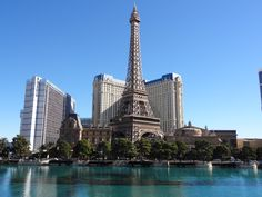 My travels, Las Vegas🔝 Nevada, Las Vegas City, Paris Hotels, Tower Bridge, New York Skyline, Cathedral, Photos, Awesome, Places