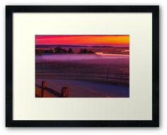 Sunrise On Skiff Hill Cape Cod National Seashore. Dapixara photography. • Also buy this artwork on wall prints, apparel, phone cases, and more.