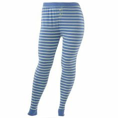 SONOMA life and style Striped French Terry Leggings - Women's Plus