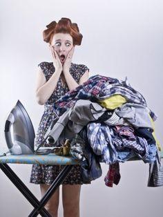 Nervigste Aufgabe im Haushalt? Für 39% der Deutschen landet das Bügeln laut einer Forsa-Umfrage unangefochten auf Platz eins!
