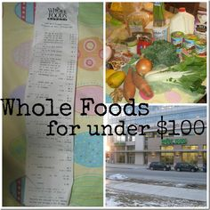 Whole Foods on a Budget: Rules and Tips for Shopping WF and not spending a fortune