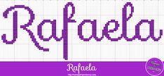 Nome Rafaela em Ponto Cruz