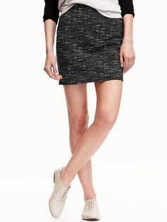 Women's Patterned Pencil Skirts