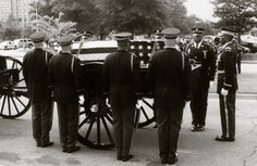 Funeral of Gen. George S. Patton
