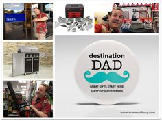 My Ultimate Father's Day Destination May Surprise You #DestinationDad @Michelle Sears
