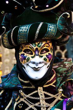 Venice Carnival Mask. | February in Venice | Pinterest