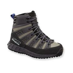 Patagonia Ultralight Wading Boots - Sticky  These are comfortable and very lightweight