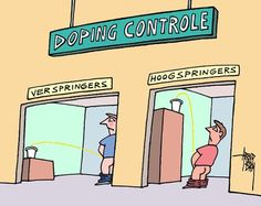 doping controle Olympische Spelen