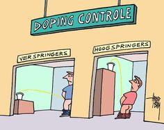 doping controle Olympische Spelen