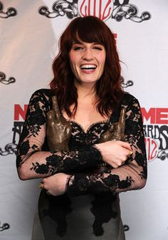 Florence And The Machine won two awards, taking home the prizes for Best Solo Artist and Best Track for 'Shake It Out'.
