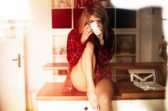 in love with coffee <3