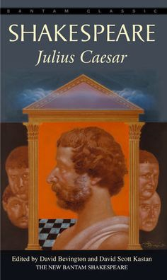 """Read """"Julius Caesar"""" by William Shakespeare available from Rakuten Kobo. In this striking tragedy of political conflict, Shakespeare turns to the ancient Roman world and to the famous assassina. Julius Caesar, Mark Antony, Penguin Random House, William Shakespeare, Ancient Romans, Used Books, Literature, This Book, Drama"""