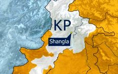 Tremors jolt Shangla, in KP