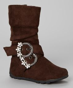 Coffee Bella Boot by QQ Girl $15.99