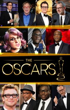 Celebs Flaunt Oscar-Worth Eyewear: http://eyecessorizeblog.com/?p=5560