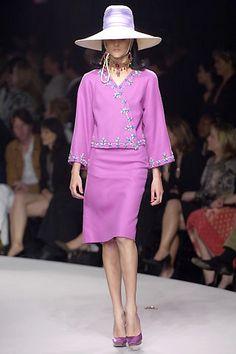 Christian Dior Resort 2008 Fashion Show - Carolina Pantoliano