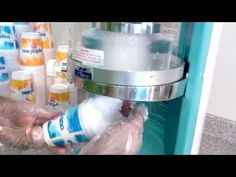 Tropical Sno - How to make a perfect Shaved Ice using the Swan SI-100 Block Ice Shaver - YouTube