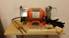It's really NOT that hard if you're taught properly. How to sharpen lathe tools is demystified here. Nothing fancy or over-the-top, just damn sharp tools.