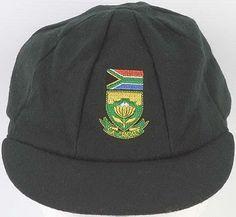 Modern 'Protea's'-era South Africa cricket cap.