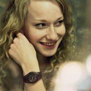 Drevené hodinky pre naturalne pekne zeny. www.we-wood.sk