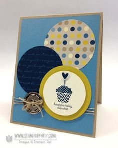 Stampin up stampin up pretty stamp it orders spring saleabration catalog circle punch idea cards