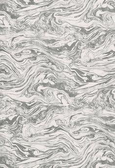 Martyn Lawrence Bullard Romeo Marble Desktop Wallpaper, Modern Wallpaper, Diy Wall Painting, Purple Marble, Floral Photography, Marble Print, Schumacher, Anime Scenery, Carrara