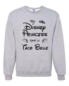 disney princess taco belle