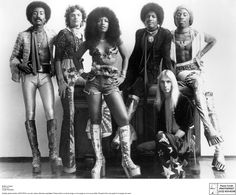 Mother's Finest circa 1973