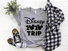 Disney 2020 trip iron on shirt decal DIY disneyland new Disney Vacation Shirts, Disney World Shirts, Disney Shirts For Family, Disney World Trip, Disney Vacations, Disney Trips, Disney Disney, Disneyland Family Shirts, Disney Ideas