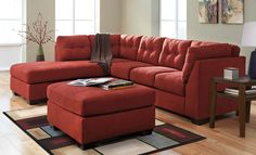 Maier Sienna 2-Piece Opposite Sectional Sofa - Grand Home Furnishings | K7773