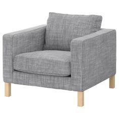 KARLSTAD  Chair, Isunda gray  $399.00