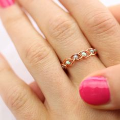 Wire Jewelry Rings, Cute Jewelry, Wire Wrapped Jewelry, Jewelry Crafts, Diy Jewelry With Wire, Diy Rings Easy, How To Make Rings, Make And Sell, Diy Rings Out Of Wire