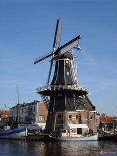 Moulin à vent de Haarlem