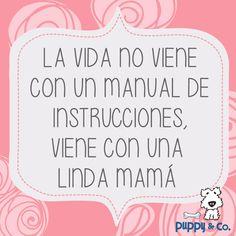 ¡Te amo Mamá! #PuppyCo
