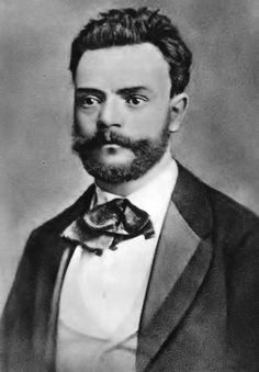 Antonín Leopold Dvořák (1841–1904) Czech composer. Following the nationalist example of Bedřich Smetana, Dvořák frequently employed features of the folk music of Moravia & his native Bohemia. Dvořák's own style has been described as 'the fullest recreation of a national idiom with that of the symphonic tradition, absorbing folk influences & finding effective ways of using them'. The Royal Philharmonic Society of London commissioned Dvořák to conduct concerts in London