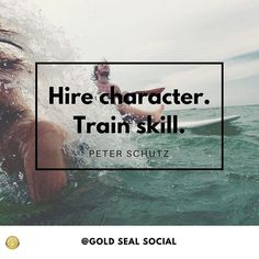 Hire character. Train skill.  #goldsealsocial #marketing #agency #socialmedia #SMM #SocialMediaManager #Advertisers  #Digital #SEO #Specialist #Growth #Happiness #Progress #Success #instamood #instadaily  #picoftheday Seo Specialist, Social Media Marketing, Seal, Happiness, Success, Train, Digital, Tips, Character