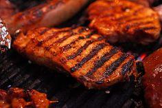 Marinade für Hähnchen, ein tolles Rezept mit Bild aus der Kategorie Saucen & Dips. 389 Bewertungen: Ø 4,7. Tags: Basisrezepte, Dips, einfach, marinieren, Saucen, Schnell