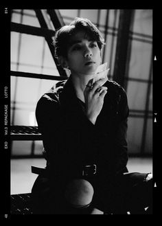 Baekhyun - 160814 'Lotto' comeback teaser photo      Credit: Official EXO website.