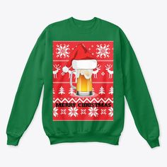 Discover Merry Christmas T-Shirt from UGLY CHRISTMAS SWEATER SHOP, a custom product made just for you by Teespring. - Merry Christmas - Ugly Christmas Sweater - Have. Father's Day T Shirts, Mothers Day Shirts, Shirts For Teens, Gym Shirts, Dad To Be Shirts, Ugly Holiday Sweater, Ugly Sweater, Christmas Shirts, Christmas Sayings