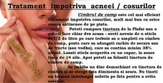 Tratament anti acnee / coșuri Healthy Nutrition, Home Remedies, Essential Oils, Sport, Mirror, Beauty, Salads, Deporte, Healthy Food
