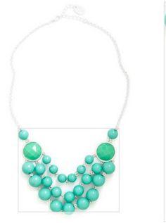 Sky Blue Beads