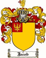 Jacob Coat of Arms / Jacob Family Crest