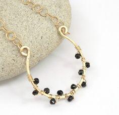Horseshoe necklace <3