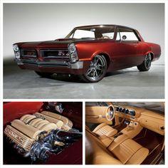 1965 Pontiac GTO www.kindigit.com