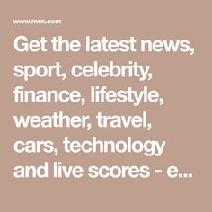 Get the latest news, sport, celebrity, finance, lifestyle, weather, travel, cars, technology and live scores - expertly curated from top local South African and global news providers. Global News, Scores, Finance, African, Celebrity, Weather, Technology, Lifestyle, Live