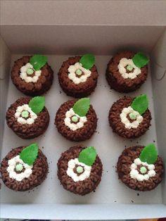 Pařížské dortíky