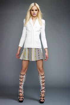 Versace Resort 2011 Collection Photos - Vogue
