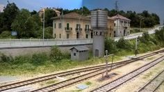 """Scala TT - il forum sulla """"scala perfetta"""" - Plastico Stazione di Fossacesia - Museo del Treno"""