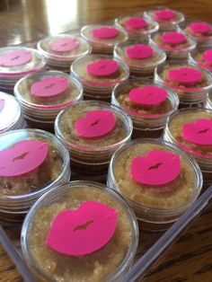 LipSense DIY Sugar Scrub! Helps to exfoliate your lips and remove LipSene colour leaving your lips silky smooth! Senegence Distributor 276857